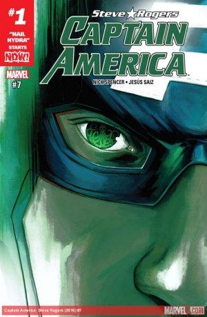 Captain America - Steve Rogers # 7 Issues (2016 - 2017)