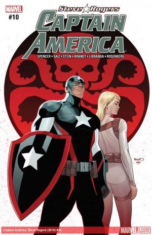 Captain America - Steve Rogers # 10 Issues (2016 - 2017)