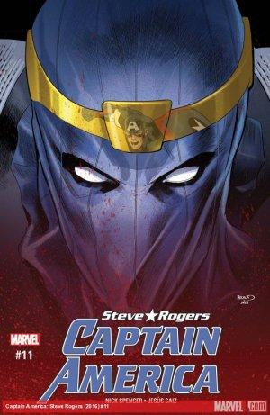 Captain America - Steve Rogers # 11 Issues (2016 - 2017)