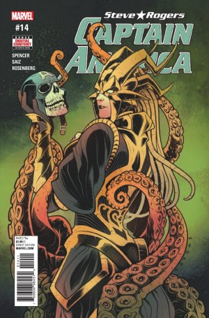 Captain America - Steve Rogers # 14 Issues (2016 - 2017)