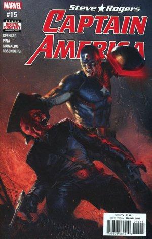 Captain America - Steve Rogers # 15 Issues (2016 - 2017)