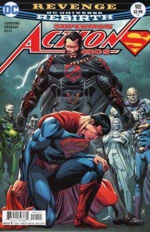 Action Comics # 981