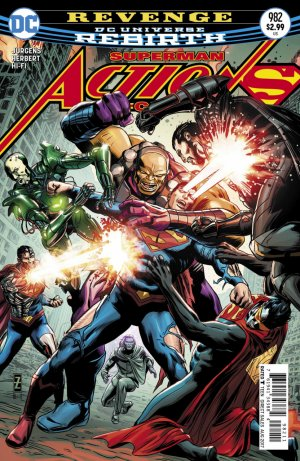 Action Comics # 982