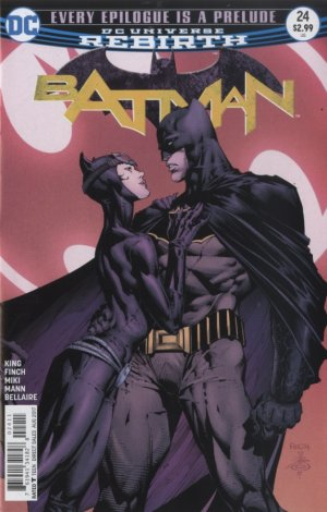 Batman # 24 Issues V3 (2016 - Ongoing) - Rebirth