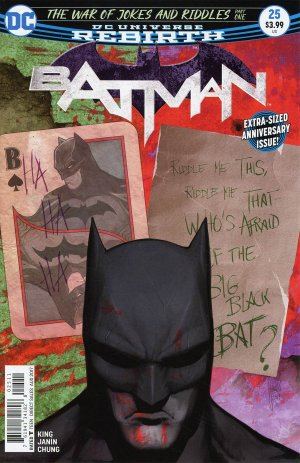 Batman # 25 Issues V3 (2016 - Ongoing) - Rebirth
