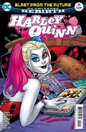 Harley Quinn # 21