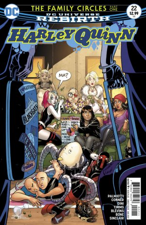 Harley Quinn # 22 Issues V3 (2016 - Ongoing) - Rebirth
