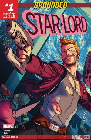Star-Lord édition Issues V2 (2016 - 2017)