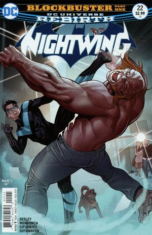 Nightwing # 22 Issues V4 (2016 - Ongoing) - Rebirth