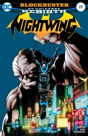 Nightwing # 23 Issues V4 (2016 - Ongoing) - Rebirth