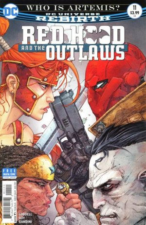 Red Hood and The Outlaws # 11 Issues V2 (2016 - Ongoing) - Rebirth