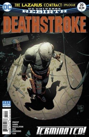Deathstroke # 20