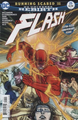 Flash # 25 Issues V5 (2016 - Ongoing) - Rebirth