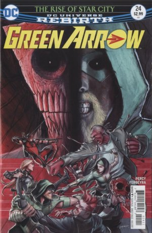 Green Arrow # 24 Issues V6 (2016 - Ongoing)