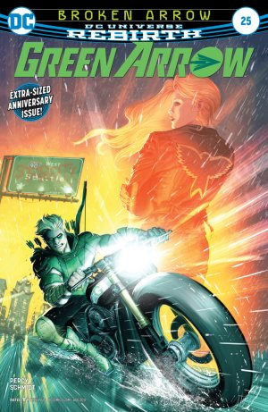 Green Arrow # 25 Issues V6 (2016 - Ongoing)
