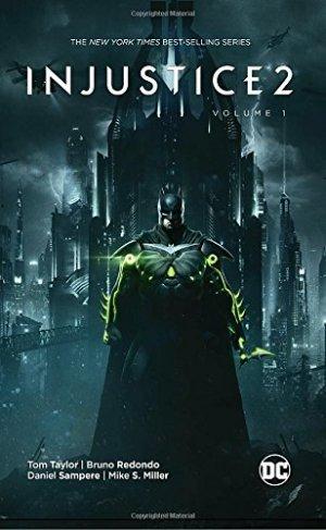 Injustice 2 édition TPB hardcover (cartonnée)
