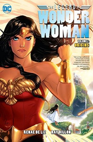 The Legend of Wonder Woman # 1 TPB Softcover (souple) - Issues V2