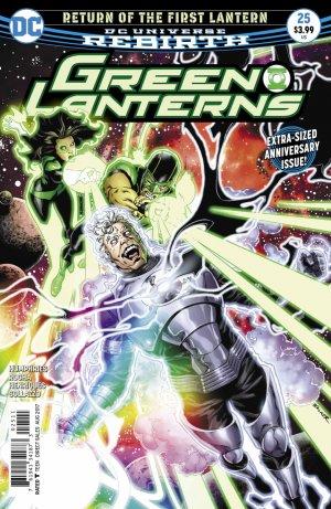 Green Lanterns 25 - The Return of the First Lantern