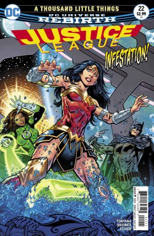 Justice League # 22 Issues V3 - Rebirth (2016 - 2018)