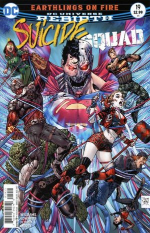 Suicide Squad # 19 Issues V5 (2016 - 2019) - Rebirth