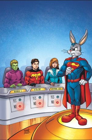 Legion of Super-Heroes / Bugs Bunny édition Issues