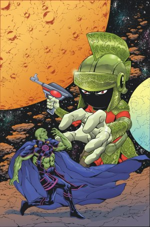 Martian Manhunter / Marvin The Martian édition Issues