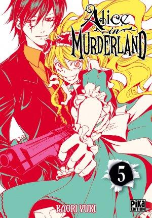 Alice in Murderland # 5