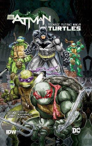 Batman et les Tortues Ninja édition TPB softcover (souple)