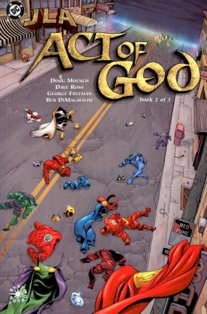 JLA - Act of God # 2 Issues