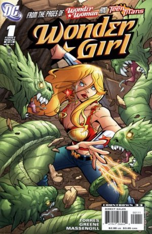 Wonder Girl édition Issues V1 (2007 -2008)
