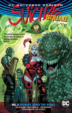 Suicide Squad # 3 TPB softcover (souple) - Issues V5