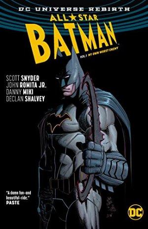 All Star Batman édition TPB softcover (souple) (2016 - 2018)