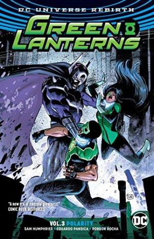 Green Lanterns # 3 TPB softcover (souple)
