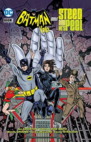 Batman '66 meets Steed and Mrs. Peel édition TPB softcover (souple)