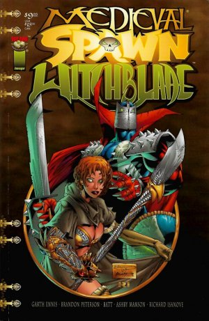Medieval Spawn / Witchblade édition TPB softcover (souple)