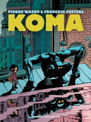 Koma édition Intégrale 2017 (petit format)