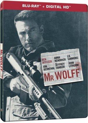 Mr Wolff édition SteelBook