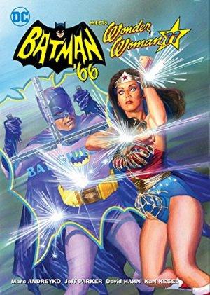 Batman '66 Meets Wonder Woman '77 édition TPB hardcover (cartonnée)