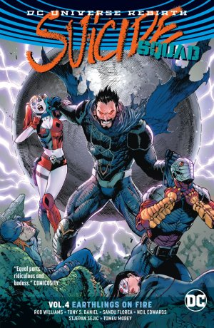 Suicide Squad # 4 TPB softcover (souple) - Issues V5