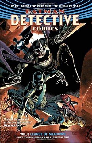 Batman - Detective Comics # 3 TPB softcover (souple) - Issues V1 Suite