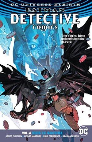 Batman - Detective Comics # 4 TPB softcover (souple) - Issues V1 Suite