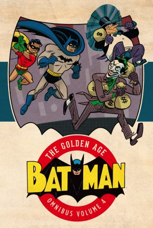 Batman - The Golden Age # 4