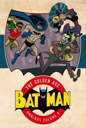 Batman # 4 TPB hardcover (cartonnée) - Omnibus
