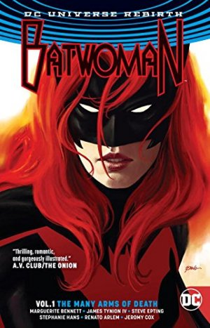 Batwoman édition TPB softcover (souple) - Issues V2