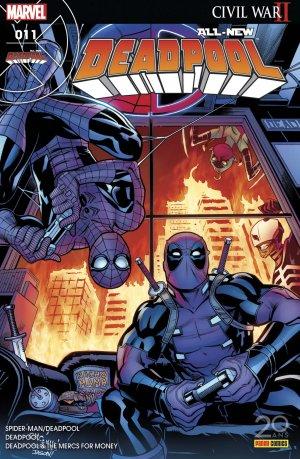 Spider-Man / Deadpool # 11 Kiosque (2016 - 2017)