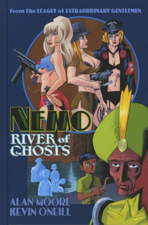 Nemo - River of Ghosts édition TPB hardcover (cartonnée)