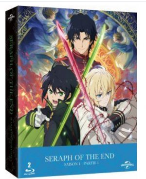 Seraph Of The End édition Blu-ray