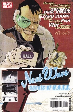 Nextwave - Agents of H.A.T.E. # 6 Issues (2006 - 2007)