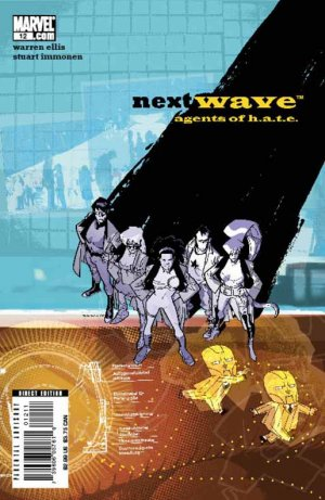 Nextwave - Agents of H.A.T.E. # 12 Issues (2006 - 2007)