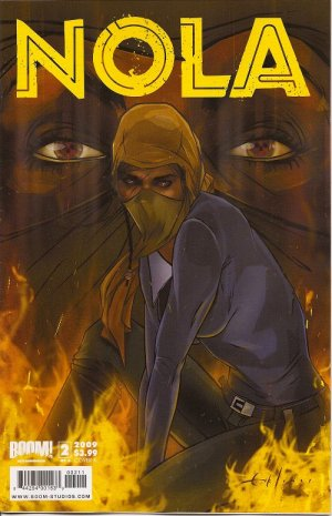 Nola # 2 Issues (2009 - 2010)